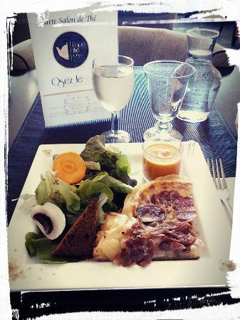 Restaurant Place Du Salin Toulouse