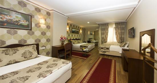 Kadirga antik otel istanbul turkey inn reviews for Reyyan hotel
