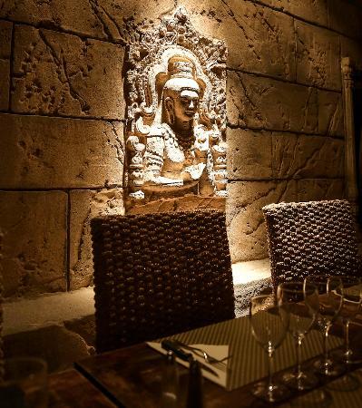 Decoration asiatique et exotique picture of jungle cafe - Decoration asiatique ...