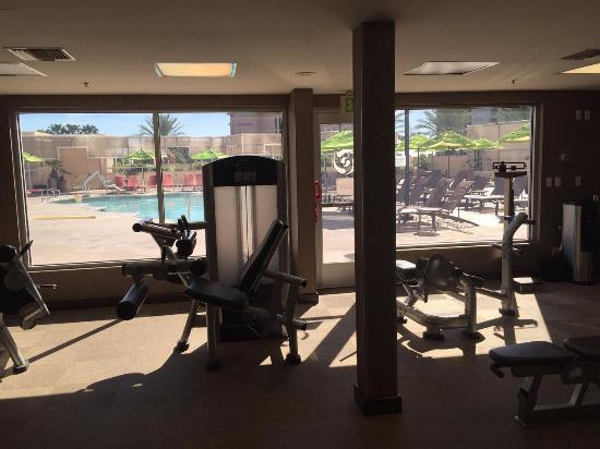 Gym Picture Of Hyatt Regency Orange County Garden Grove Tripadvisor