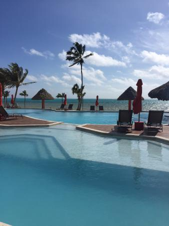 Gorgeous Grounds & Pool, Food & Drinks are Pricey