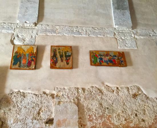 Krousonas, กรีซ: Magical Images @ Agia Irini Monastery at Kroussonas