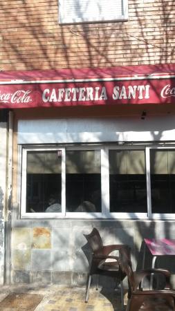 Cafeteria Santi El Rey de las Gambas