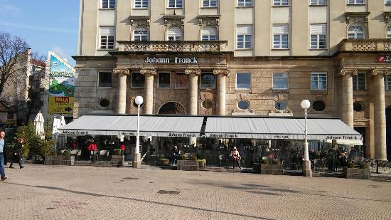 Johann Franck Caffe and Nightclub