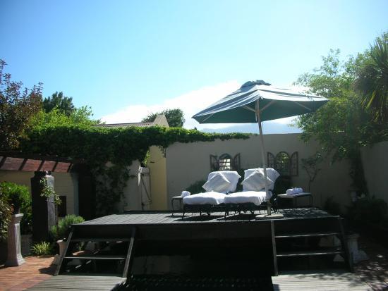 Harfield Guest Villa Picture
