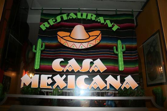 Casa Mexicana logo