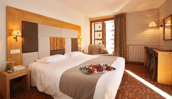 Hôtel la Galise : Chambre supérieure