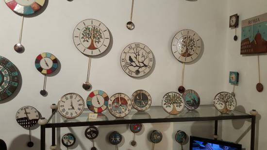 Ceramica Raku ceramica raku clock shopnight .2 - picture of centro ceramica