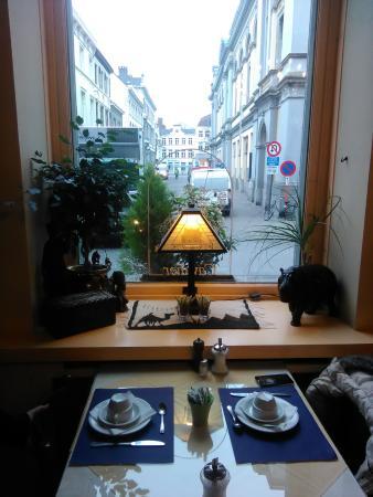 Hotel Cavalier: breakfast