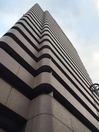 Kobe Union Hotel: 豪華ではありませんが必要十分。