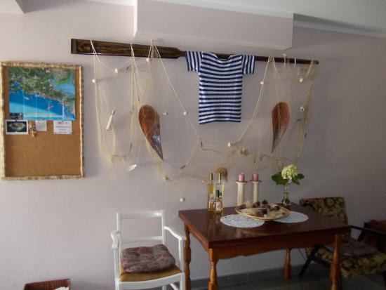 Apartmans Amfora: Hall