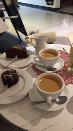 Cafe Fraulein Im Karstadt