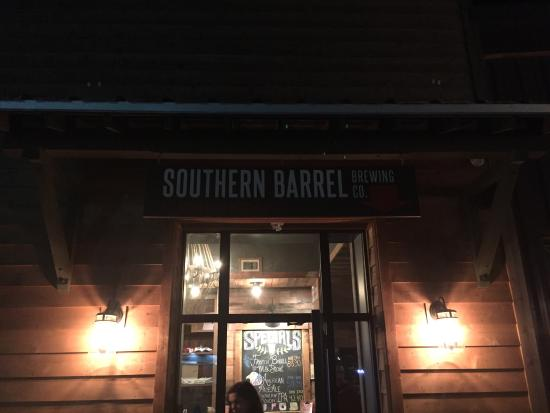 Southern Barrel Brewing Company