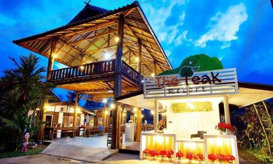 The Teak Resort