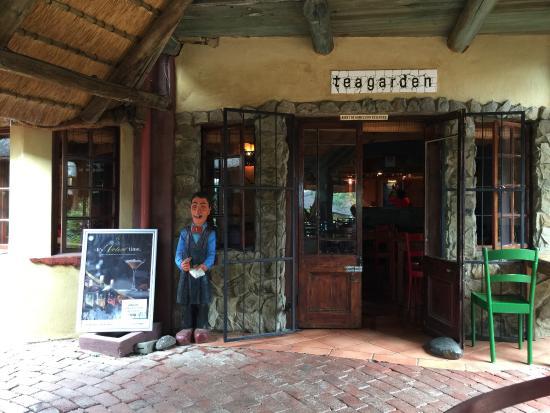 Thokozisa: Het restaurant