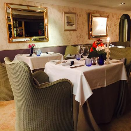 S Airds Hotel Scotland Airds Hotel and Restaurant: Klassiches Interieur