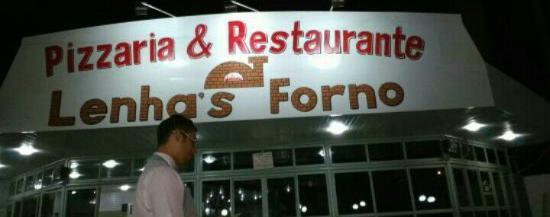 Lenhas Forno