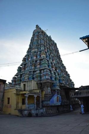 Pudukkottai, Ινδία: Avudaiyarkoil