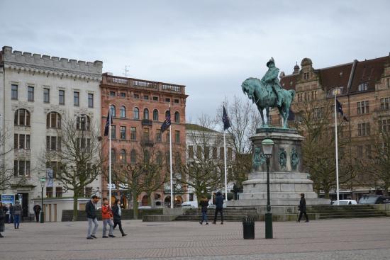 Stortorget: Het plein