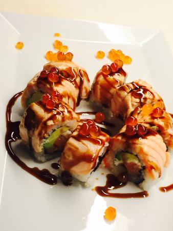 Fish Cafe Bistrot: Uramaki Enrick....