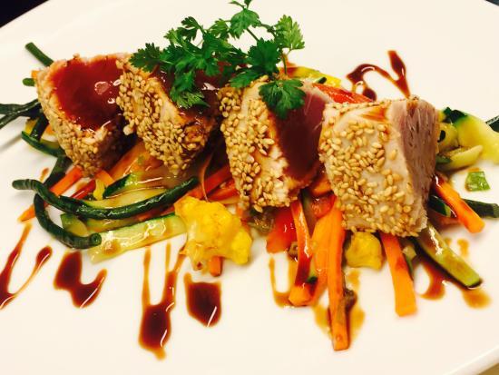 Fish Cafe Bistrot: Tataki Tonno....