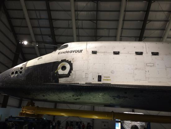 endeavour - Picture of California Science Center, Los ...