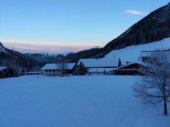 Hotel Rotlechhof: View from room 29