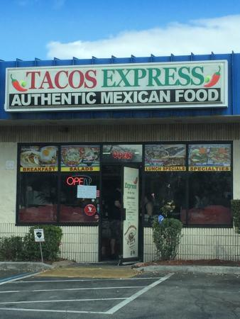 Tacos Express Florida