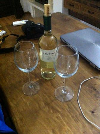 Starosel wine