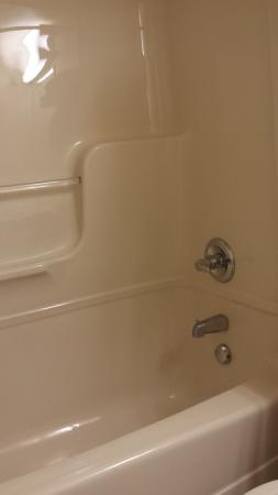 Monte Carlo Inn Oakville Suites: Bathtub