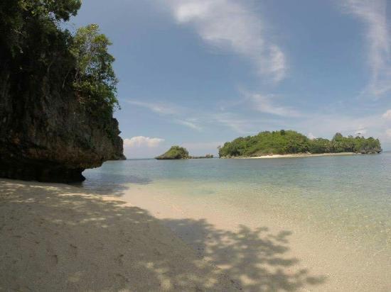 Jordan, Philippinen: Turtle island...