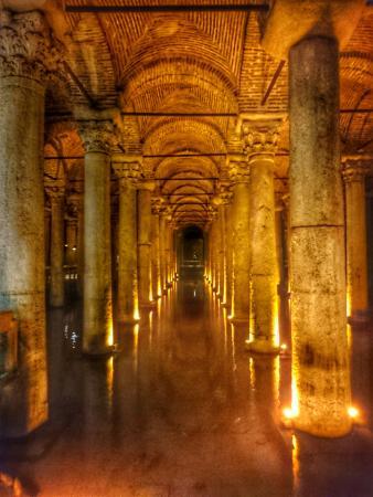 Yerebatan sarnıcı - Picture of Basilica Cistern, Istanbul - TripAdvisor