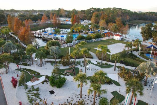 Diamond Resorts Grand Beach Mini Golf Ground