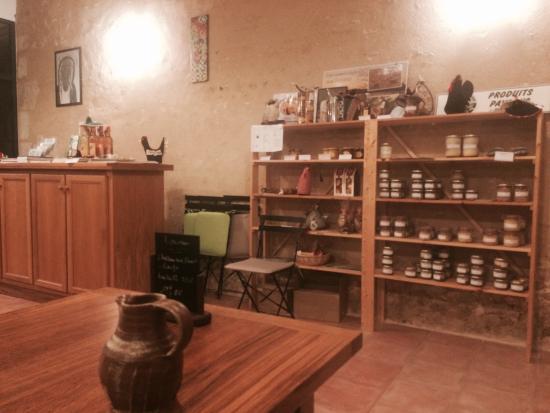 Mezieres-en-Brenne, فرنسا: Vente direct des produits de la ferme