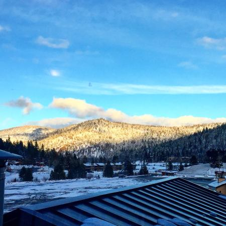 The Village At Squaw Valley: View from Hotel