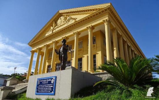 Palacio Nilo Pecanha