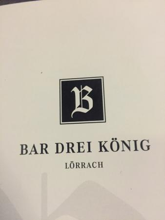 Lorrach, Germany: BAR DREI KÖNIG