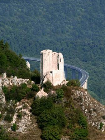 写真Sentiero Leonessa-Torre Angioina枚