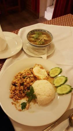 Best Thai restaurant in Budapest!! :)