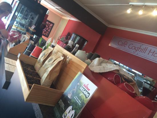 Cafe Coghill House: photo0.jpg