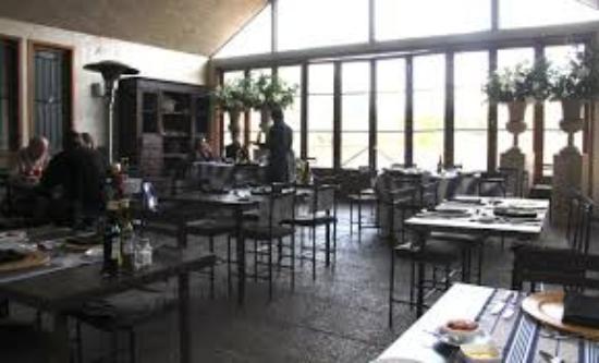 Calera de Tango, Chile: Uno de sus Salones con vista al patio interior