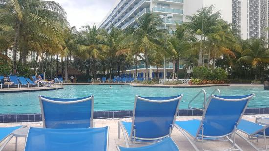 Doubletree Resort By Hilton Hollywood Beach Crowne Plaza