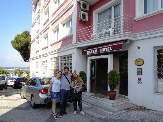 Harem Hotel: Außenansicht