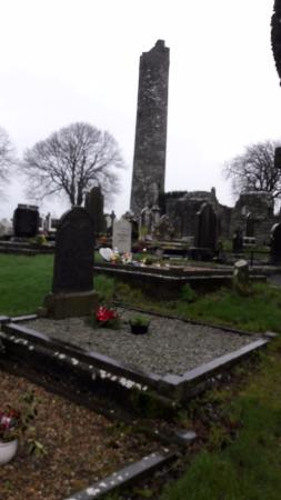 Drogheda, Irland: Cemitério.