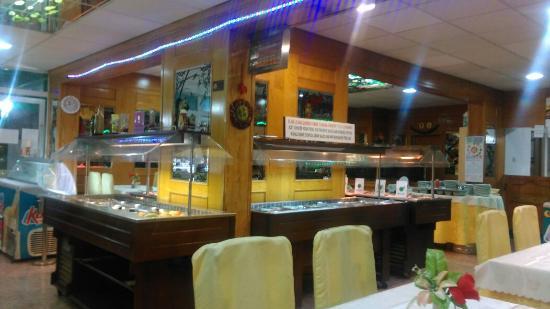Shang Hai Wok Buffet