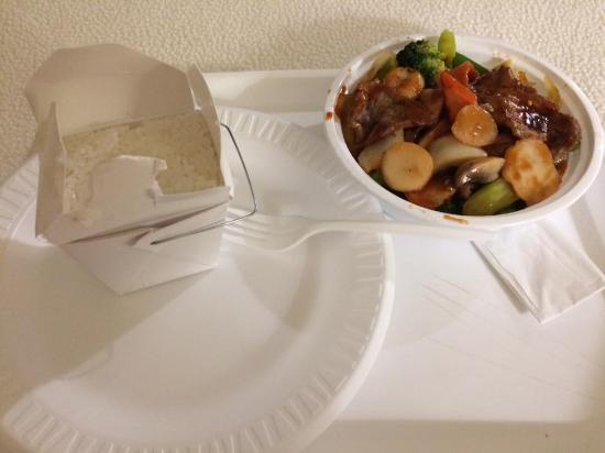 Beau Sam Lee Kitchen: Sichuan Spicy Beef