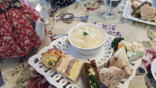 La Tea Da Tea Room