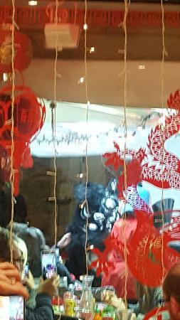 Restaurant Dragon de Jade: Jour de l an chinois 2016