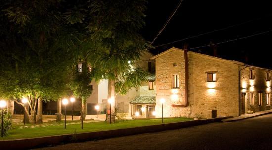 Villa Martina : facciata esterna
