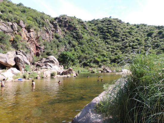 San Lorenzo, Argentína: Tranquilidad...